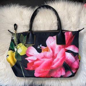 🌺Ted Baker floral tote bag